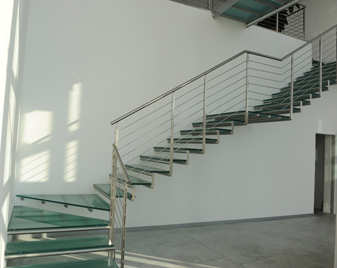 Exclusive High Grade SS Railings For Staircase